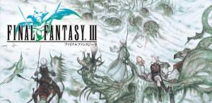 Final-fantasy-3-Android-300x146 Final Fantasy 3 finalmente no Android (Foto: Divulgação)