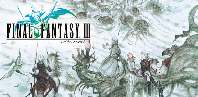 Final-fantasy-3-Android Final Fantasy 3 já está disponível para Android