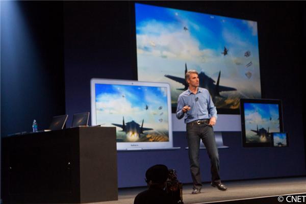 """Game-aviao-desconhecido Apple Keynote Junho de 2012: Nem iPhone 5, nem iPod Touch de 4"""", mas iOS 6!"""