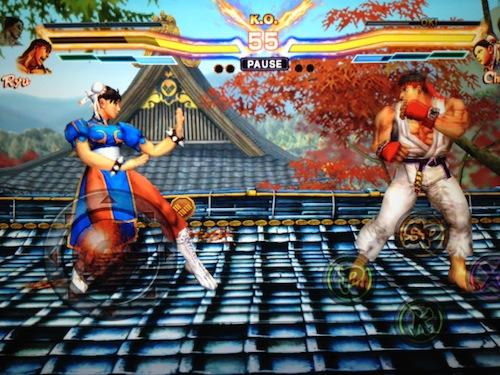 Street-Fighter-X-Tekken-inGame-2 E3 2012: Street Fighter X Tekken receberá versão para iOS