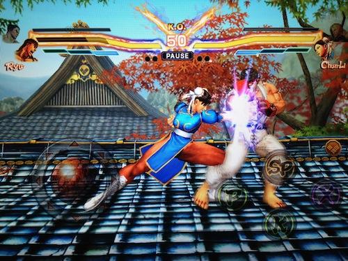 Street-Fighter-X-Tekken-inGame-3 E3 2012: Street Fighter X Tekken receberá versão para iOS