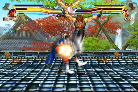 "Street-Fighter-X-Tekken-inGame-6 Novos detalhes de ""Street Fighter X Tekken"" (iOS)"