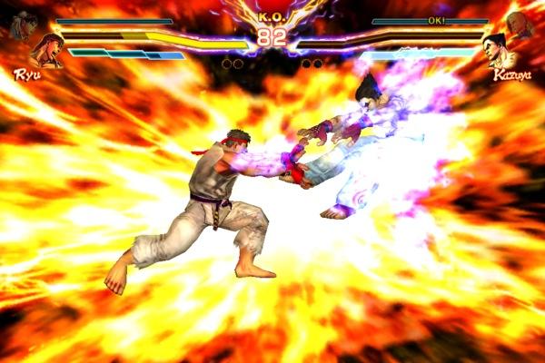 Street-Fighter-X-Tekken-inGame-7 Top 10 Melhores jogos para iPhone e iPad: Setembro de 2012