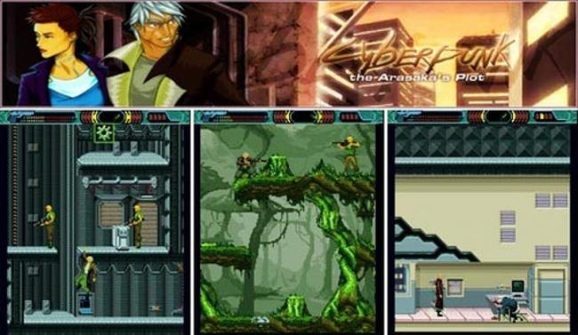 cyberpunk [Cruzada java] Cyberpunk - The Arasaka's Plot