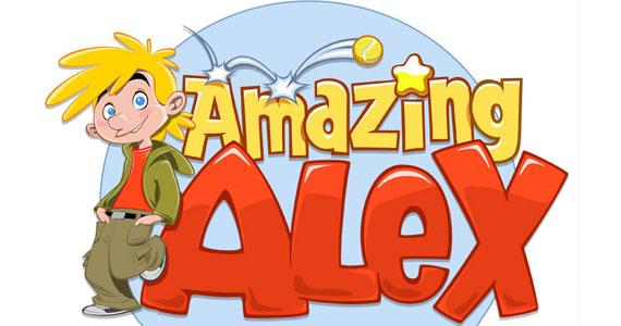 Amazing-Alex-Logo 'Amazing Alex' - Novo jogo da Rovio chega dia 12 de Julho para iOS e Android