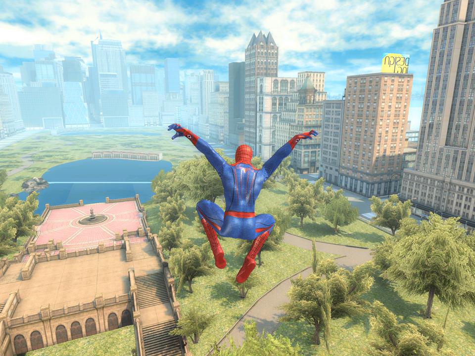 AmazingSpiderman_screen_2048x1536_EN_26 O Espetacular Homem-Aranha, um jogo além do filme