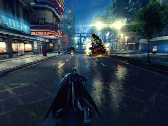 Batman-The-Dark-Knight-Rises-inGame-8 Batman vs Superman: veja jogos para celular com personagens do filme