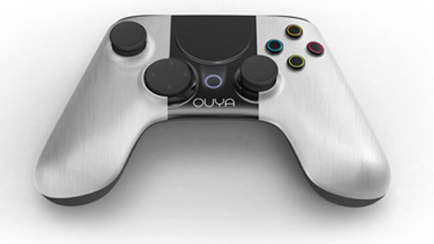 Console-Ouya-3 Ouya - Console com Android terá suporte ao OnLive