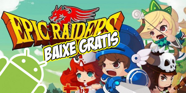 Epic-Raiders-Android-Gratis Jogo para Android Grátis - Epic Raiders