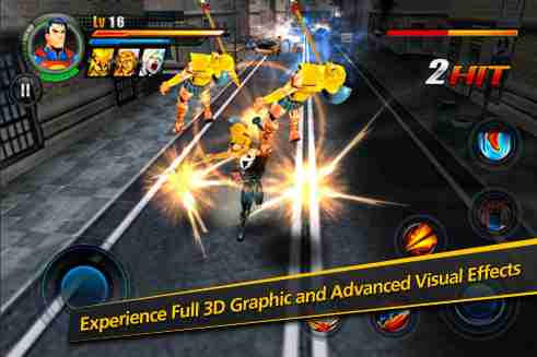 Justice-League-Earths-Final-Defense-inGame-3 'Justice League: Earth's Final Defense' anunciado para iOS