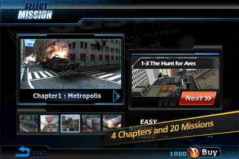 Justice-League-Earths-Final-Defense-inGame-4 'Justice League: Earth's Final Defense' anunciado para iOS
