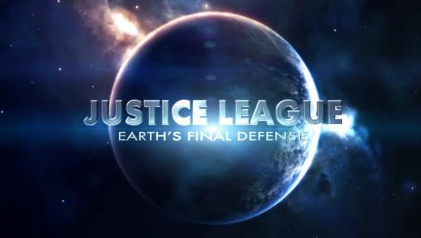 Justice-League-Earths-Final-Defense 'Justice League: Earth's Final Defense' anunciado para iOS