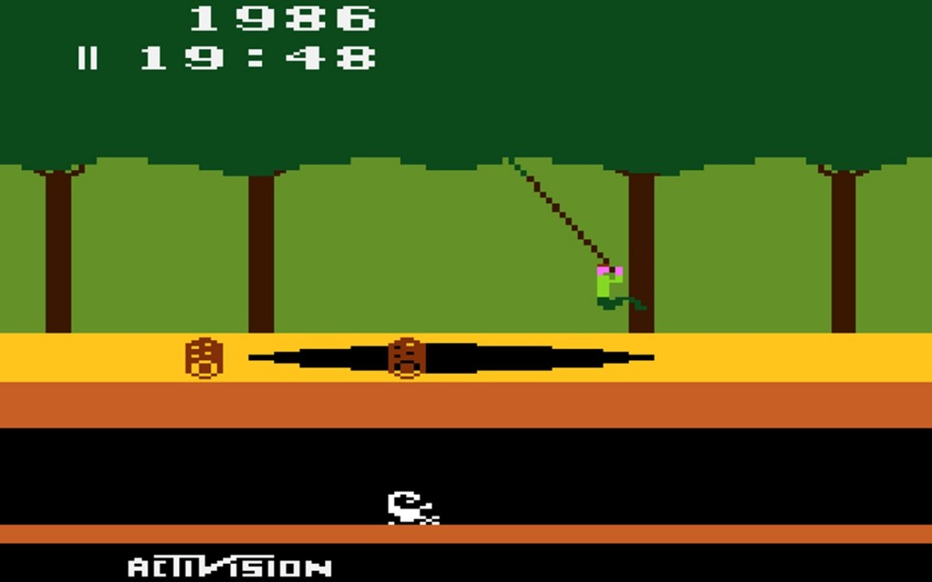 Pitfall-Atari-2600-1024x640 Activision Leeds prepara novo 'Pitfall' para iOS e Android