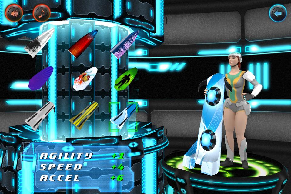 Radical-Tube-inGame-1 'Radical Tube' - Jogo brasileiro grátis para iOS e Android