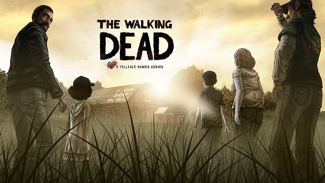 The-Walking-Dead-Telltale-Games The Walking Dead - Já disponível para iPhone, iPod Touch e iPad
