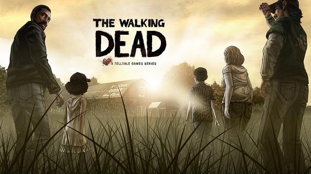 The-Walking-Dead-Telltale-Games The Walking Dead - Já disponível para iPhone, iPod Touch e iPad
