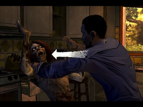 The-Walking-Dead-iOS-inGame-1 The Walking Dead - Já disponível para iPhone, iPod Touch e iPad