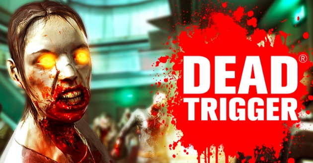 Zombie-Shooter-Dead-Trigger-Android-Game-coming-on-June Dead Trigger está disponível na App Store para iPhone e iPad