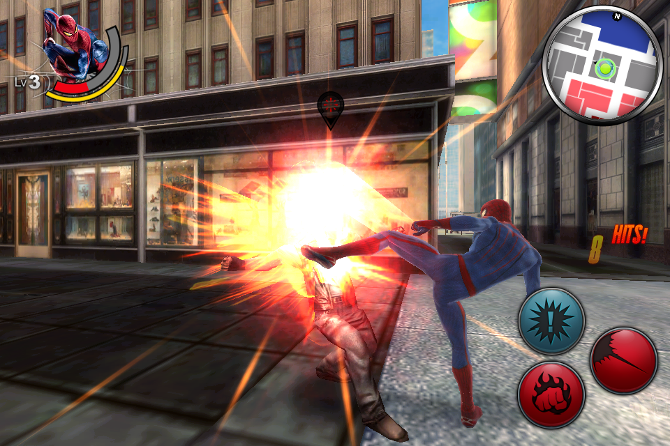 amazing-spider-man-2 O Espetacular Homem-Aranha, um jogo além do filme