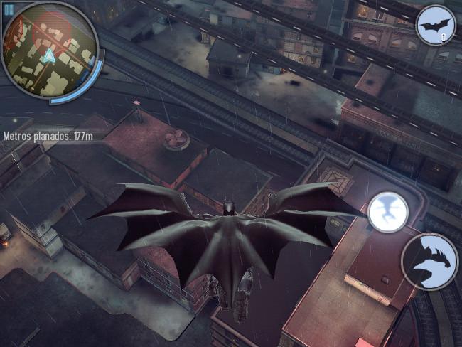batman-tkr-1 O Cavaleiro das Trevas Ressurge, um dos melhores jogos do Android e iOS
