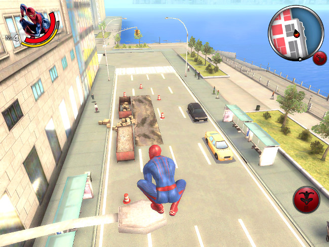 spiderman-2 O Espetacular Homem-Aranha, um jogo além do filme