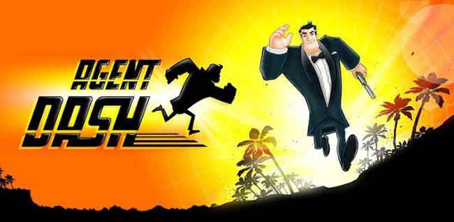 Agent-Dash-banner Jogo para Android Grátis - Agent Dash