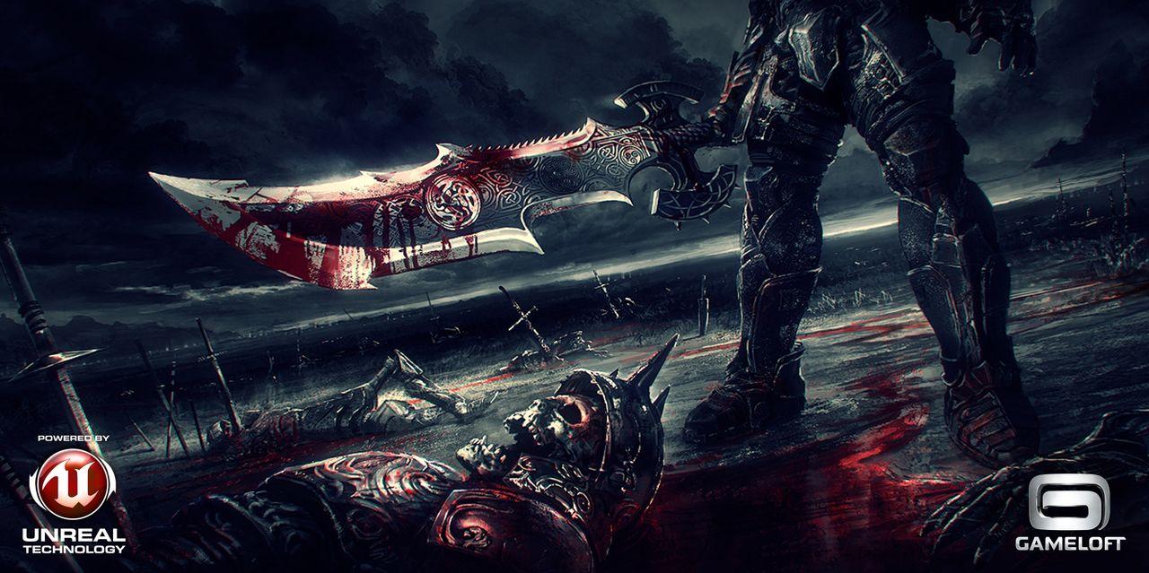 Arte-conceitual-do-primeiro-jogo-com-Unreal-Engine-da-Gameloft Gameloft anuncia seu primeiro jogo com motor gráfico Unreal Engine 3