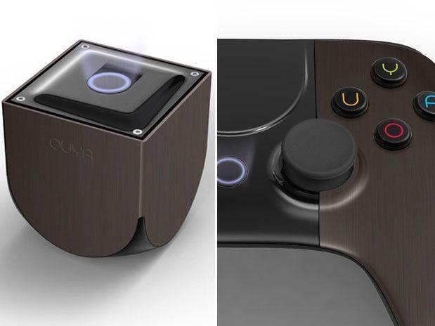 Console-Ouya-terá-edição-especial Ouya - Console terá edição especial, produtora fecha acordo com VEVO e Square Enix