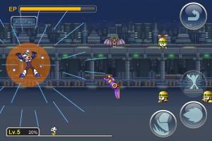 Megaman-Cross-Over-inGame-1-300x200 Megaman Cross Over - inGame 1