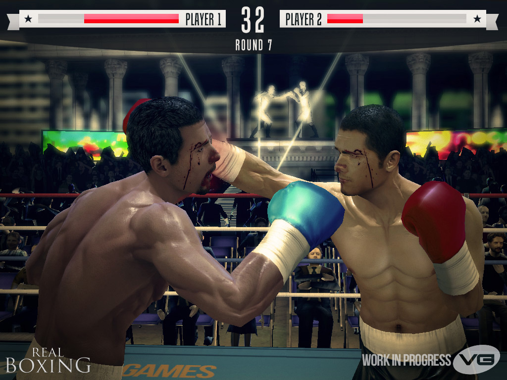 Real-Boxing-inGame-1 'Real Boxing' - Jogo de Boxe com Unreal Engine para iOS