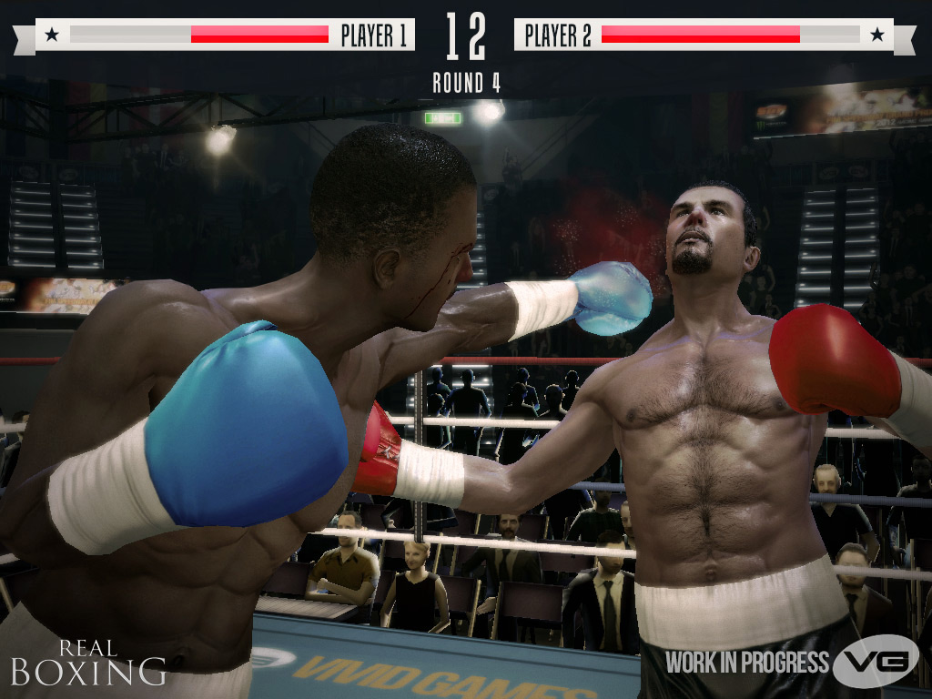 Real-Boxing-inGame-2 'Real Boxing' - Jogo de Boxe com Unreal Engine para iOS