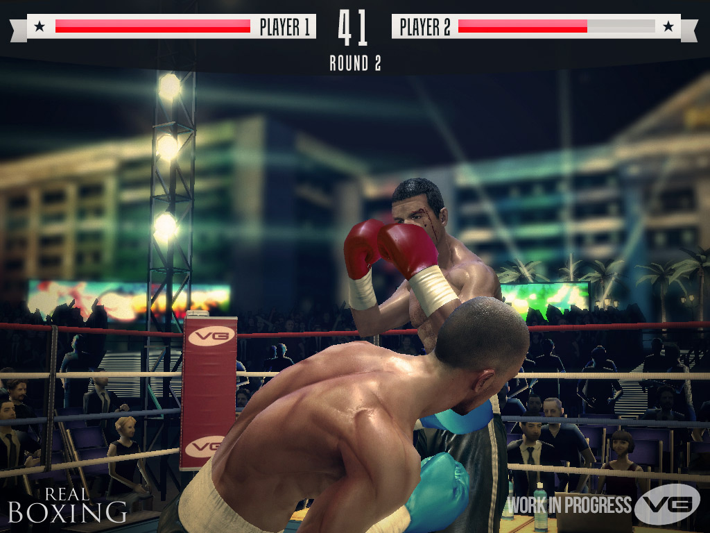 Real-Boxing-inGame-3 'Real Boxing' - Jogo de Boxe com Unreal Engine para iOS