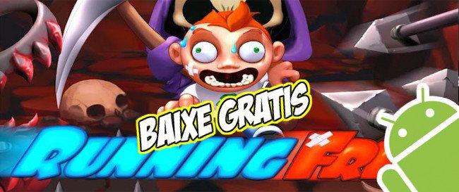 Running-fred-jogo-gratis Jogo para Android Grátis - Running Fred