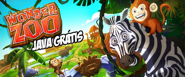 wonderzoo-gratis-java Jogo para Celular Java Grátis - Wonder Zoo