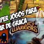 Top 20 Melhores Jogos Grátis para Android (1º semestre 2012)