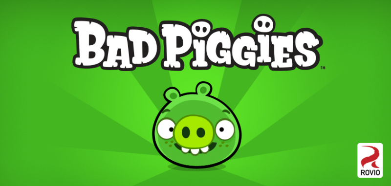 Bad-Piggies Jogo Grátis para Windows Phone: Bad Piggies