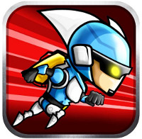 Gravity-Guy-App Jogo para iPhone e iPod Touch Grátis - Gravity Guy