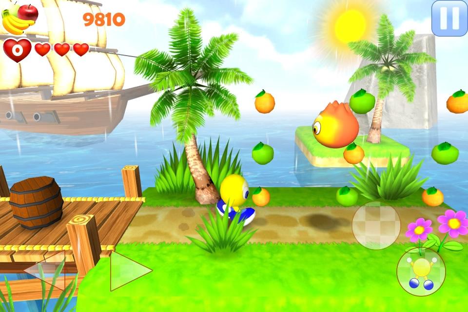 Joe-Adventures-inGame-1 Joe Adventures - Jogo de plataforma 3D brasileiro, em breve para iOS