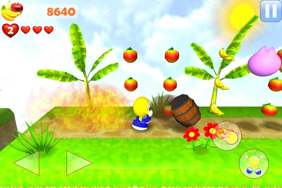 Joe-Adventures-inGame-2 Joe Adventures - Jogo de plataforma 3D brasileiro, em breve para iOS