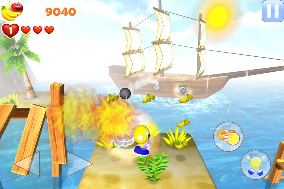 Joe-Adventures-inGame-3 Joe Adventures - Jogo de plataforma 3D brasileiro, em breve para iOS