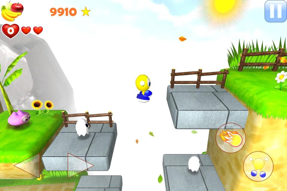 Joe-Adventures-inGame-4 Joe Adventures - Jogo de plataforma 3D brasileiro, em breve para iOS