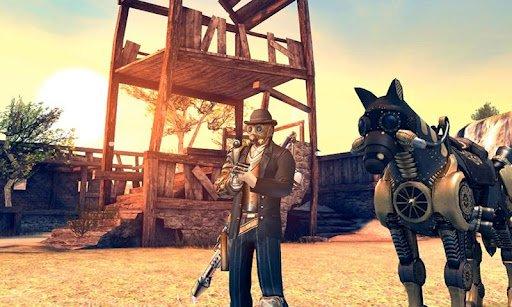 Six-Guns-top-20 25 Melhores Jogos de Mundo Aberto OFFLINE do Android e iOS