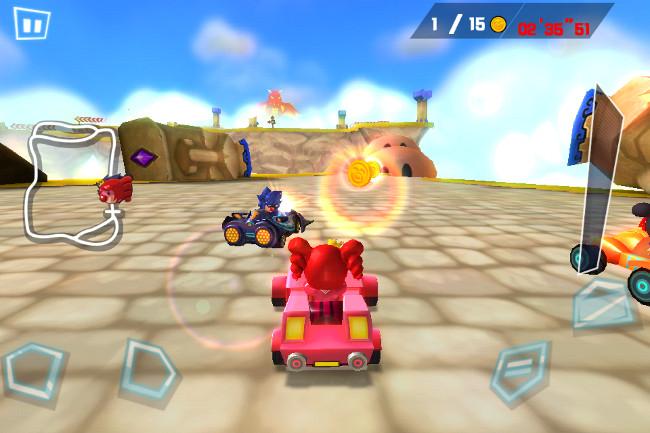 molekart2-1 Jogo para iPhone/iPad Grátis - Mole Kart 2 Evolution