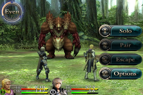 36 ANÁLISE: Chaos Rings II (iPhone, iPod Touch e iPad)