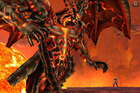 39 ANÁLISE: Chaos Rings II (iPhone, iPod Touch e iPad)