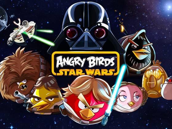 Angry-Bids-Star-Wars-chega-no-dia-8-de-Novembro Angry Birds: Star Wars é anunciado