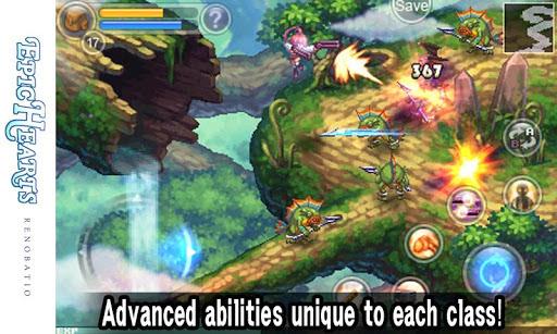 EpicHearts-imagem-2 Jogo para Android Grátis - EpicHearts