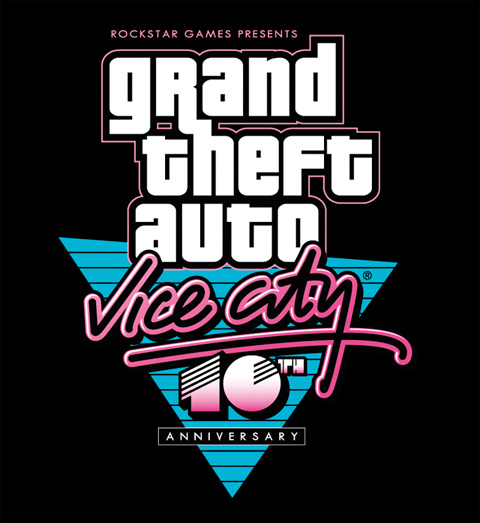 GTA-Vice-City-10th-Anniversary Rockstar Games anuncia GTA Vice City para iPhone, iPad e Android