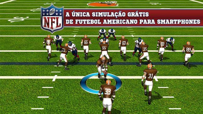 NFL-Pro-2013 Jogo para Android/iPhone Grátis -  NFL Pro 2013