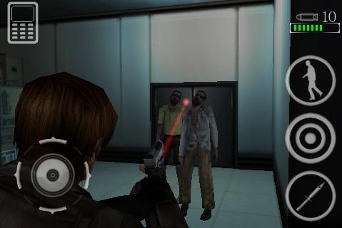 Resident-Evil-Degeneration-Mobile-Game Conheça os Resident Evil's para celulares e smartphones